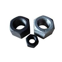 Hex-Nuts and bolts provide strength to the fittings and fixtures. They are always used together to fix anything. Whether it is furniture or steel infrastructure they go together. Hex nuts come with matching dimensional nuts. Buy accurate dimensional nuts and bolts from the leading fasteners who are best as Hex Nuts Manufacturers