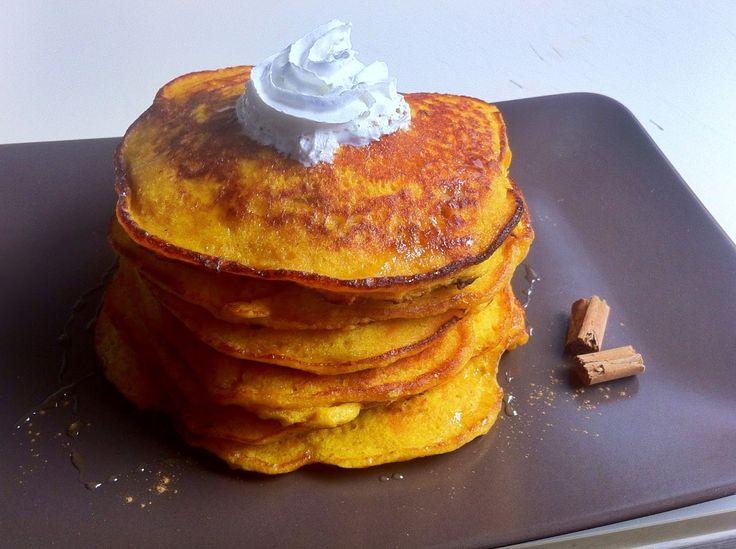 Pancake di zucca: dolci americani perfetti per la festa di Halloween   Vita su Marte
