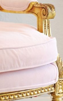 Every Girl needs a PINK French Chair!