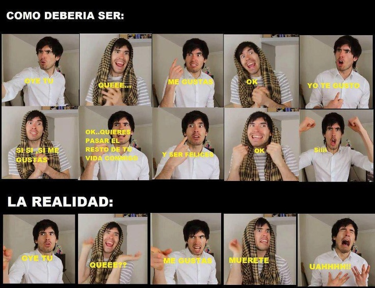 German Garmendia. Genius. Face, youtube: Hola soy, German