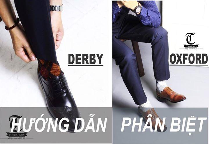 ✨[LỊCH LÃM CÙNG TOROSHOES]✨  👞👞  HƯỚNG DẪN PHÂN BIỆT GIÀY OXFORD VÀ DERBY  👞👞     Giày da nam có rất nhiều loại. Derby và Oxford là những loại giày phổ biến trong những set đồ trang trọng, lịch sự nhưng hay bị nhầm lẫn với nhau. Bài viết này  sẽ hướng dẫn các bạn phân biệt 2 loại giày da Derby và Oxford chuẩn nhất.   👉👉 Xem thêm tại : http://toroshoes.com/news/25751-huong-dan-phan-biet-hai-loai-giay-da-nam-derby-va-oxford #hotshoes #forsale #ilike #shoeslover #like4lik #shoes…