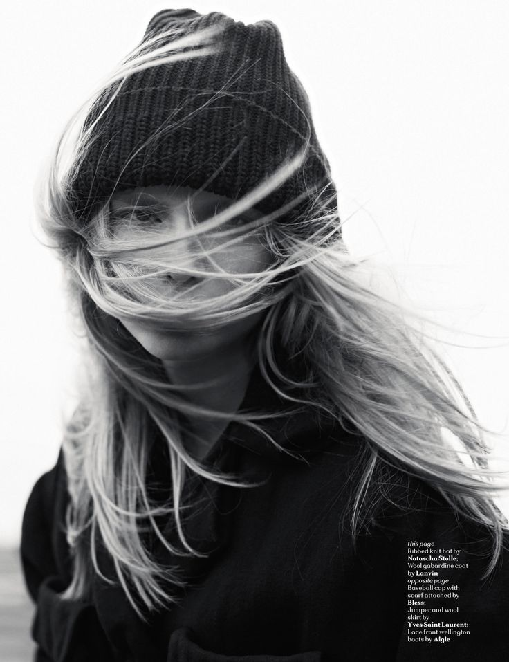 The Flower Of The North | Natasha Poly | Willy Vanderperre #photography | AnOther Magazine Winter 2008