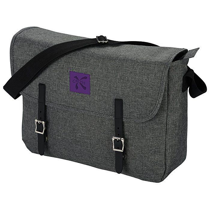 Os funcionários vão adorar usar essas bolsas personalizadas!  Custo