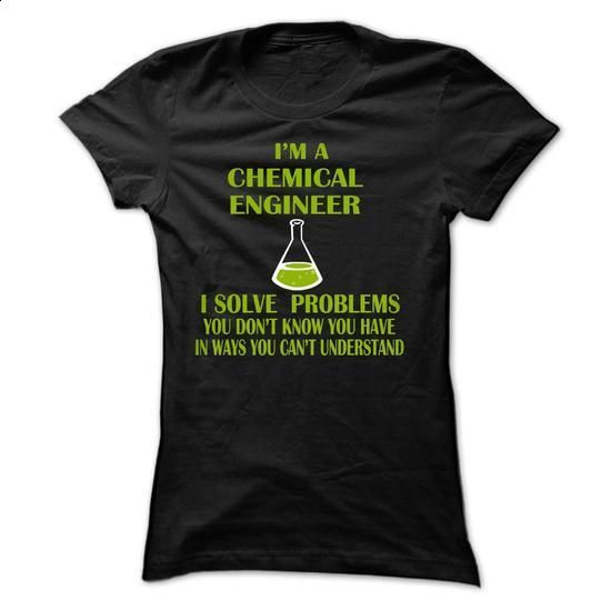 Chemical Engineer Limited Edition #shirt #fashion. SIMILAR ITEMS => https://www.sunfrog.com/Automotive/Chemical-Engineer-Limited-Edition--Ladies.html?60505