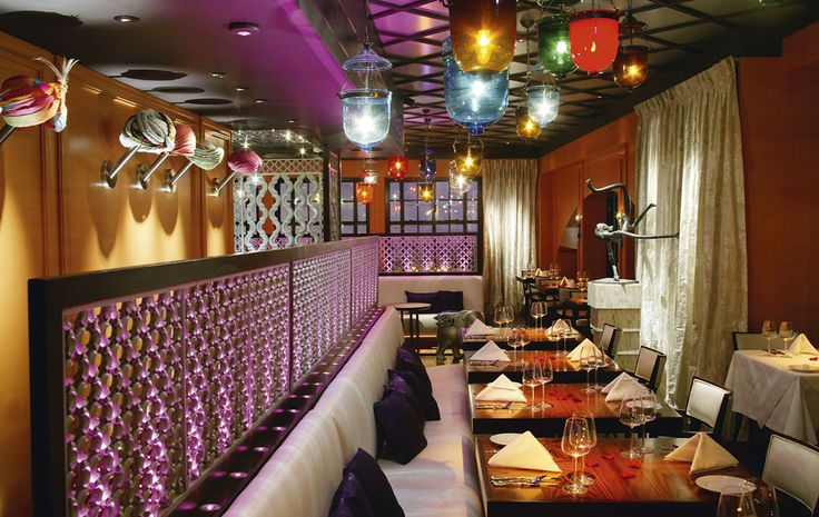 Indian Restaurant Interior Design Creative Beauteous Design Decoration