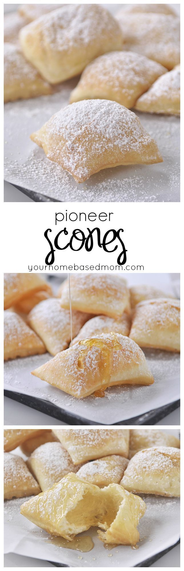 Pioneer Scones Recipe - these are so yummy!