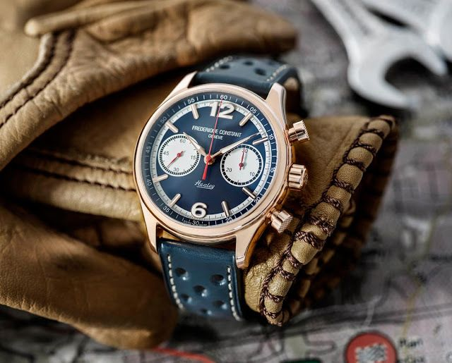 121 best Frederique Constant images on Pinterest