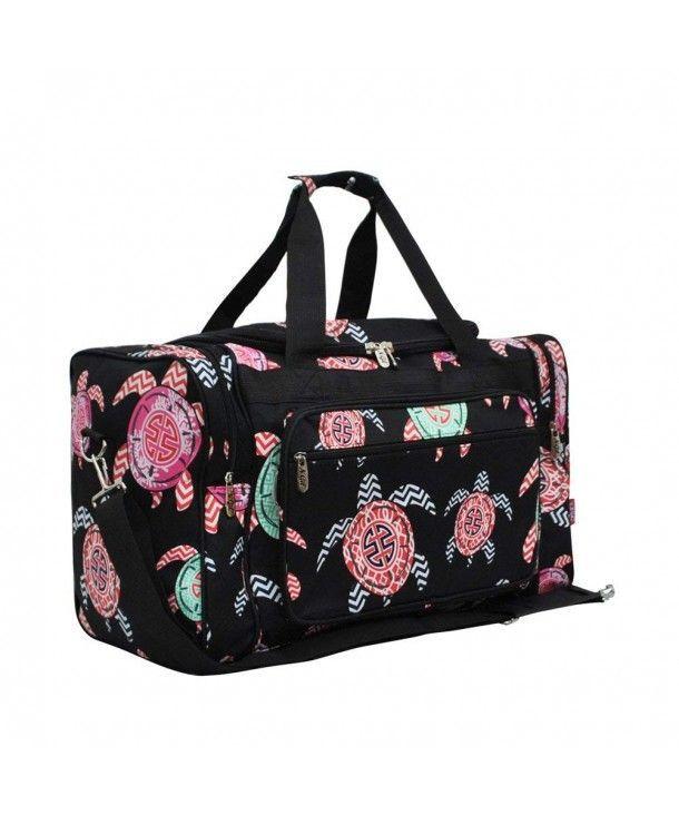 Geometric Themed Prints NGIL Canvas Carry on 20 Duffle Bag