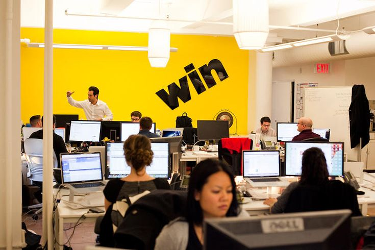 3 | 19 Photos Of BuzzFeed's Offices And 4 Things That Drive BuzzFeed's Culture Of Win | Co.Create | creativity + culture + commerce