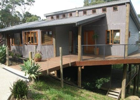 Best Pole House Designs Images On Pinterest Wooden Houses
