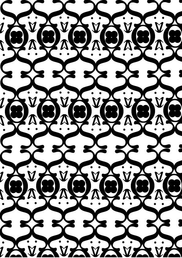 """Sabon LT std, Jan Tschichold, 1967. Pattern 2 bn: """"elegante"""". Ho utilizzato la lettera i italic racchiuso da punti di domanda sempre italica che terminano con la lettera O Regular. La composizione è armoniosa e ricercata, si posson notare la sinuosità che caratterizza il font e allo stesso tempo la sua eleganza."""