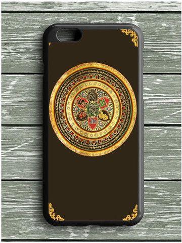Buddhist Mandala iPhone 6 Plus Case