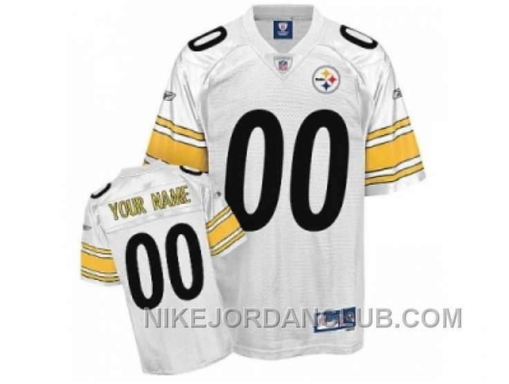http://www.nikejordanclub.com/customized-pittsburgh-steelers-jersey-eqt-white-football-jerseys-dpjte.html CUSTOMIZED PITTSBURGH STEELERS JERSEY EQT WHITE FOOTBALL JERSEYS DPJTE Only $60.00 , Free Shipping!