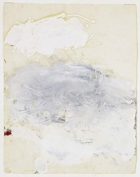 American artist Cy Twombly