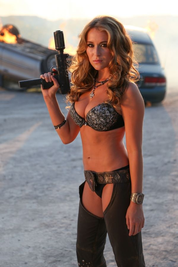 Alexa Vega @ Machete Kills | Alexa Vega | Pinterest | Chevy, Pants and ...