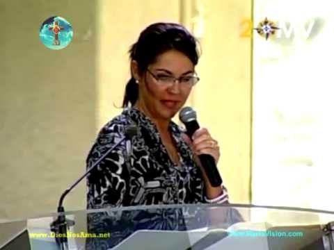 ▶ El plan de Dios para las familias - Lupita Venegas - YouTube