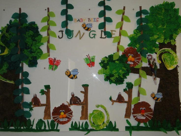 The Jungle from Rizah - Little Scholars Academy