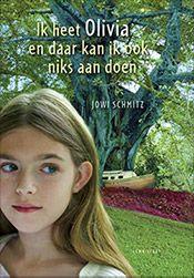 """""""Dit is het grootste probleem: mijn moeder is dood. Dit is het een na grootste probleem: mijn vader weet het even niet zo goed. Dat mag natuurlijk best, maar er komt wel veel rommel van. Die moet ik steeds opruimen en ik ben nog maar tien.""""        Ik heet Olivia en daar kan ik ook niks aan doen is het jeugdboekendebuut van Jowi Schmitz. Het boek wordt in oktober bekroond met een Vlag en Wimpel van de Griffeljury."""