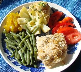 Meals & Morsels - Recipes: Baked Haddock Fillets