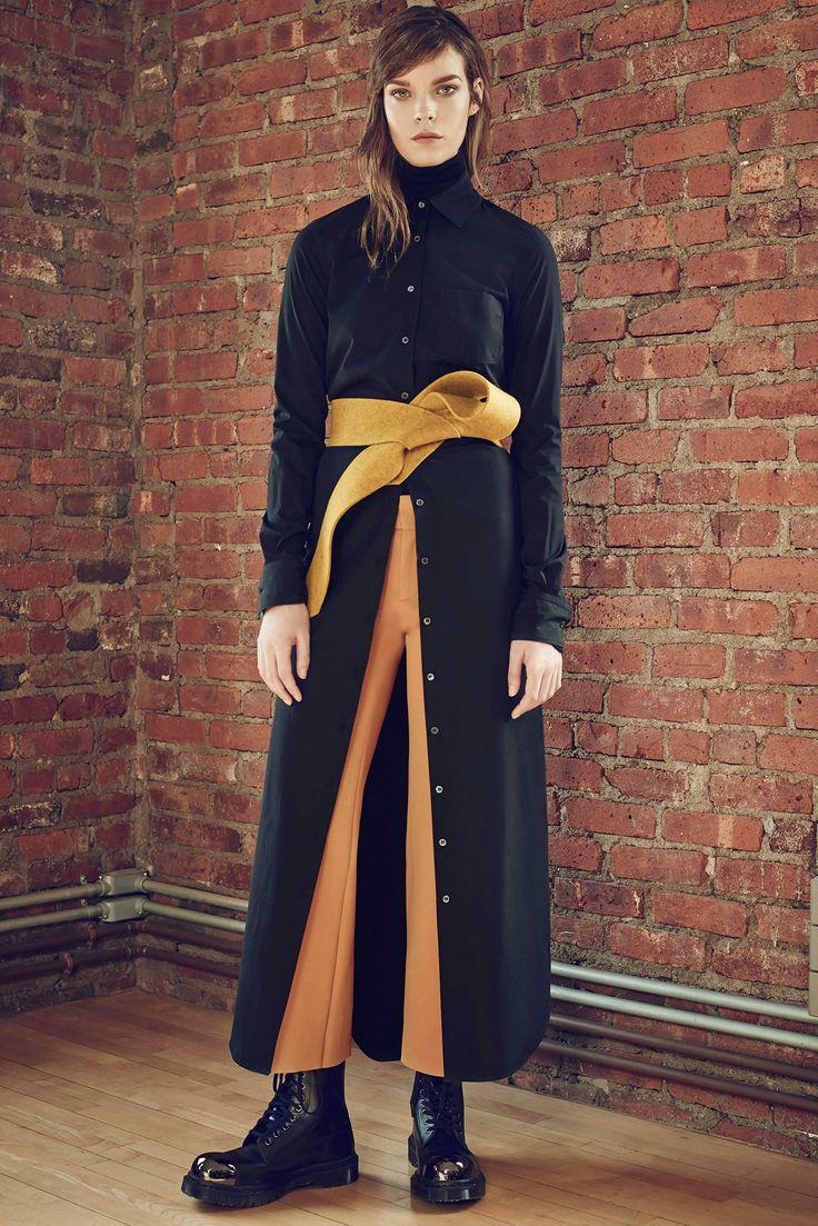 Organic by John Patrick - Fall 2015 Ready-to-Wear