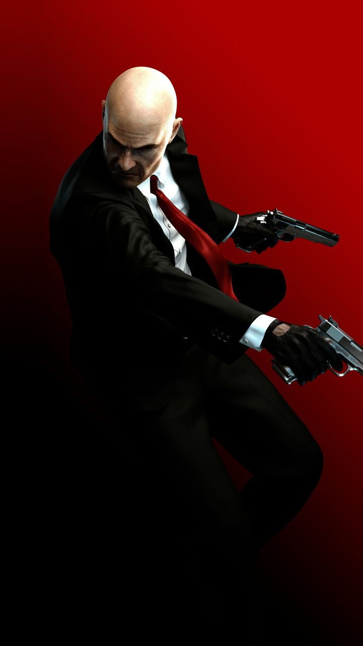 Agent 47 Hitman 2 Video Game 720x1280 Wallpaper Agent 47