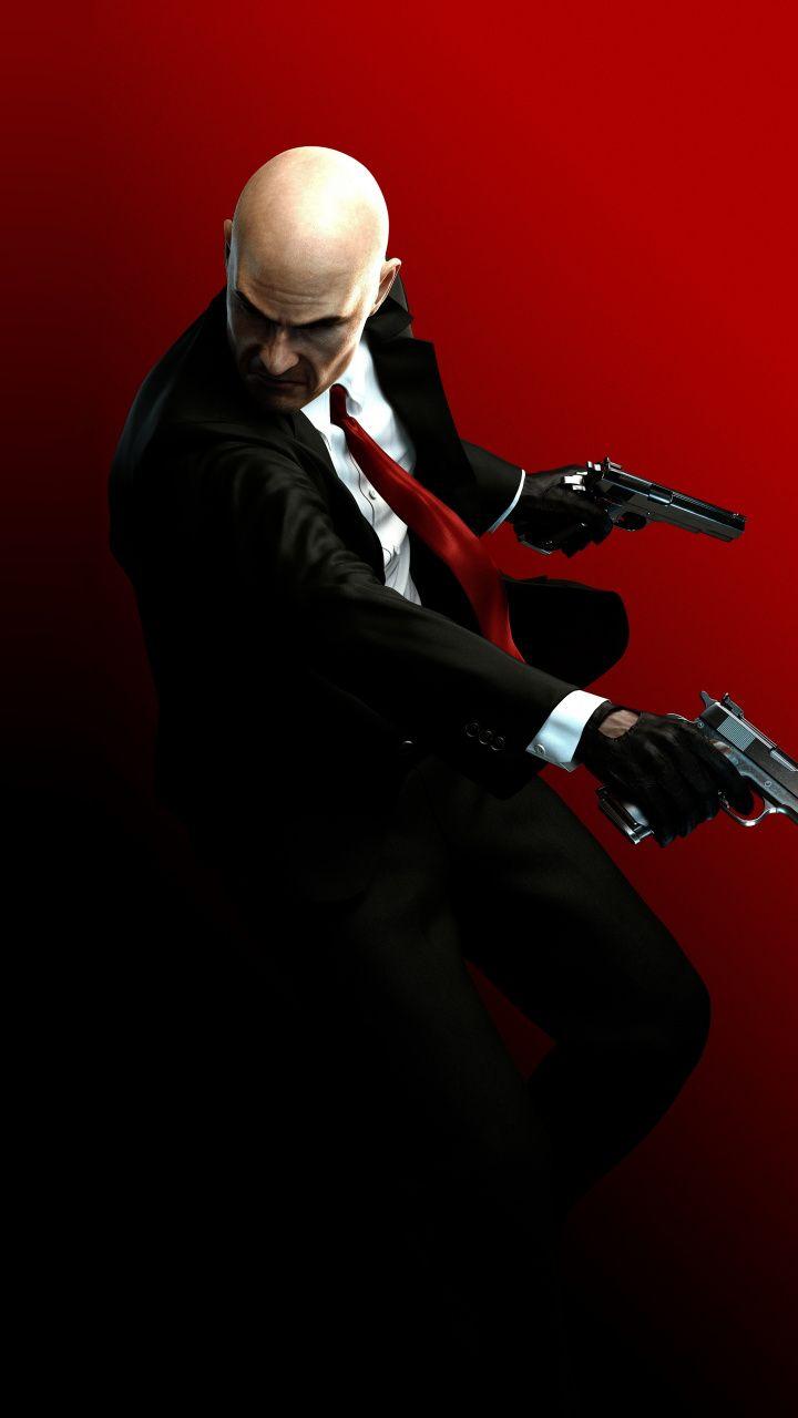 Agent 47 Hitman 2 Video Game 720x1280 Wallpaper Hitman Agent 47 Hitman Agent 47