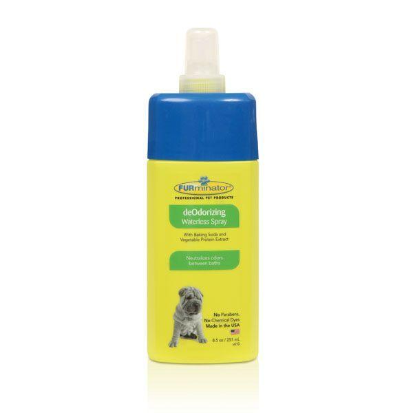 Deodorizing Waterless Pet Spray By Furminator Dog Spray Pet Spray Furminator