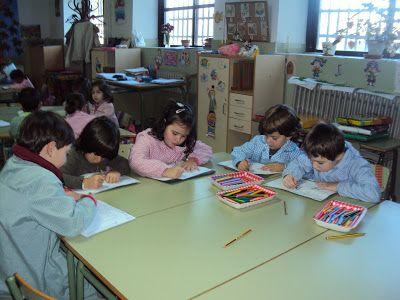 Educación Infantil. Aldeanueva del Camino.