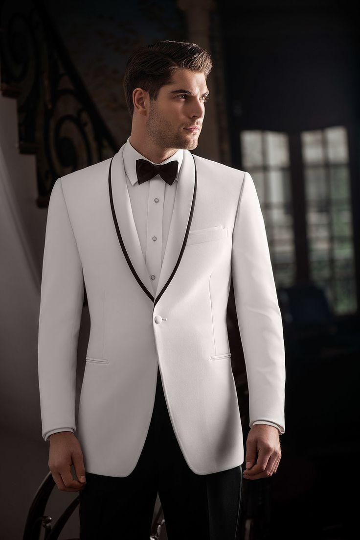 14 best Prom 2017 Slim Fit Tuxedo Styles images on Pinterest | Slim ...