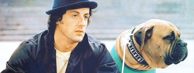 Stallone e Butkus | Rocky Balboa | Pinterest | Sylvester ...