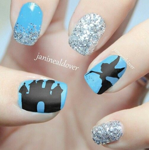 75 Best Cute Nails Images On Pinterest Nail Scissors Beauty And