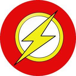 Flash Logo Icon By Mahesh69a On DeviantArt Superheroes Pinterest Logos Icons And Art