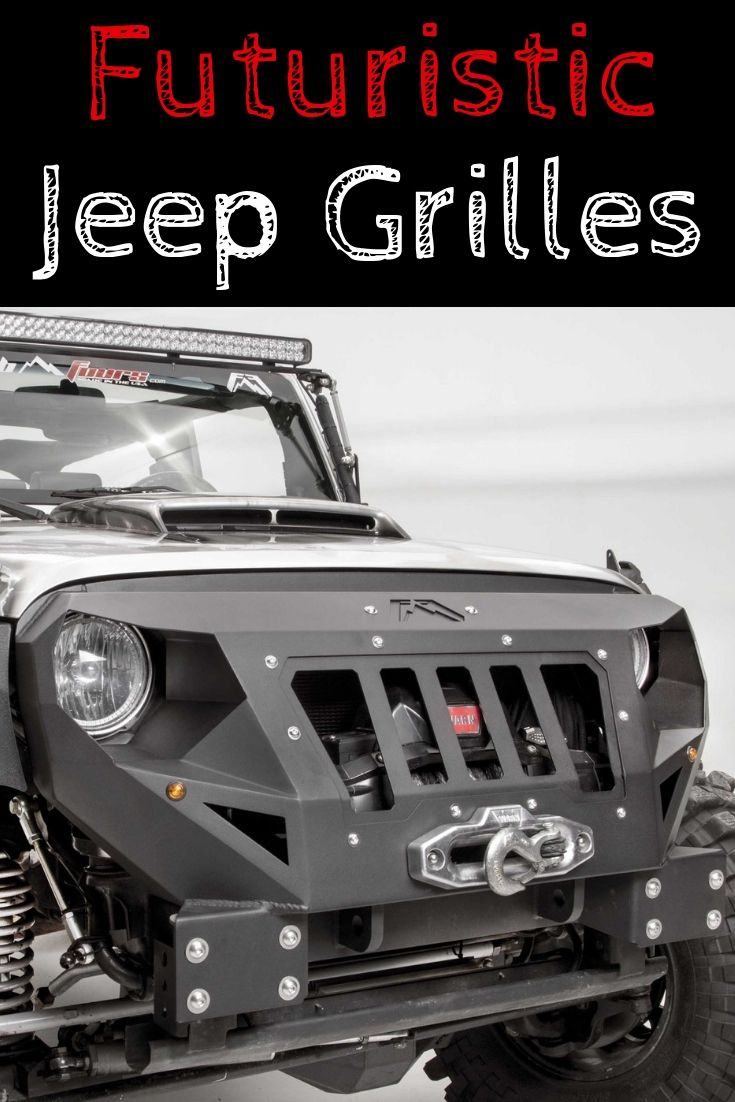 Aftermarket Jeep Wrangler Grille Styles Jeep Wrangler