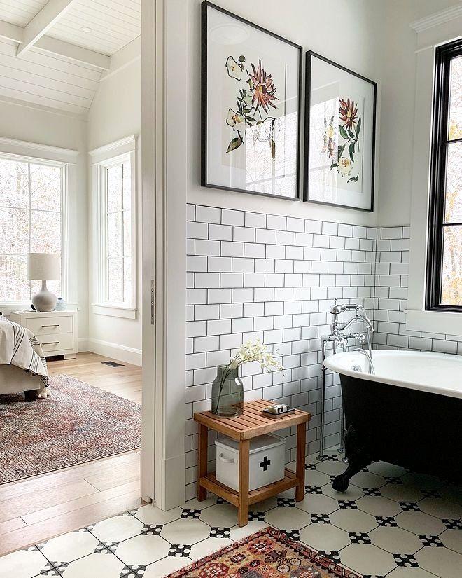 Modern Bathroom Art Prints Beautiful Bathroom Artwork Bathroom Artwork Ideas Timeless Bathroom Di 2020 Rumah Minimalis Desain Rumah