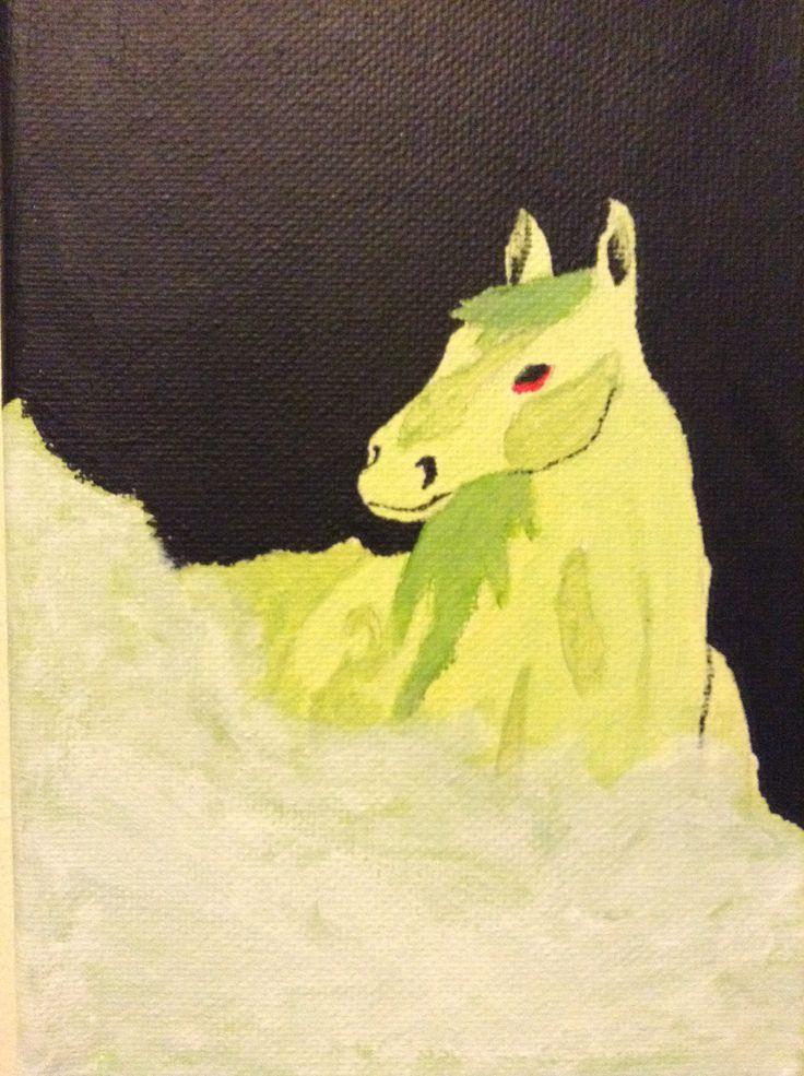 Four horses of the apocalypse: Pestilence