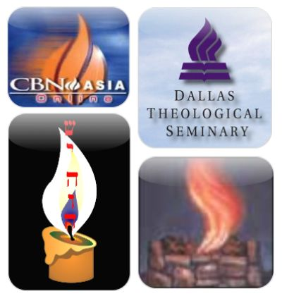 Eternal Flame Collage