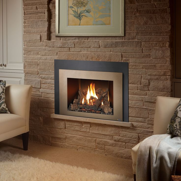 17 ideas about gas fireplaces on fireplace