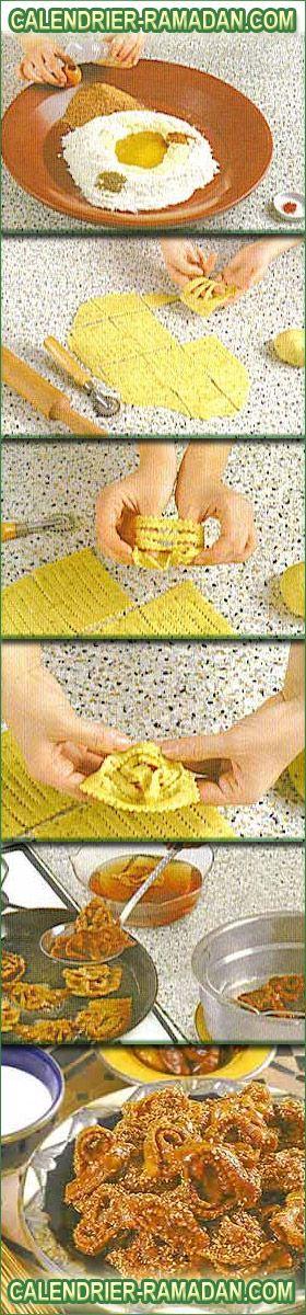 RECETTE ET EXPLICATIONS PAS A PAS ICI Source : Amour de Cuisine http://amourdecuisine.over-blog.com/4-categorie-10678931.html