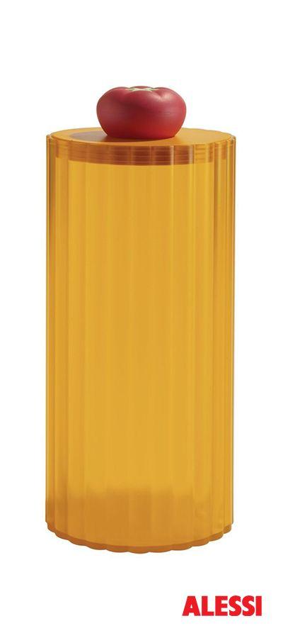 Rigatone - kitchen box for spaghetti, Stefano Giovannoni, 1998 #alessi #design