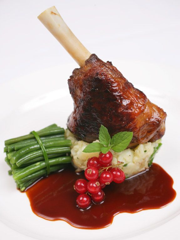 View a delicious and simple Lamb Kleftico recipe sent in by The Terrace Restaurant at Highgate House in Northamptonshire with Go dine.