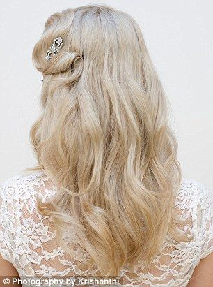 Great gatsby Inspired for longer hair
