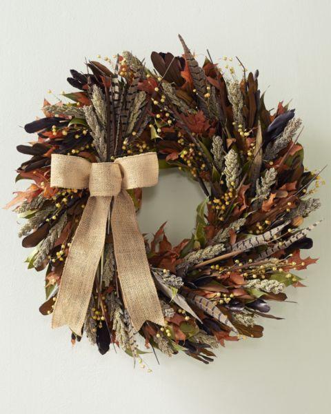 Pheasant Hill Wreath