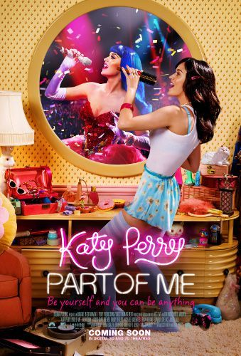8 Entertaining Documentary Movies For Teens on Netflix - Katy Perry: Part of Me!