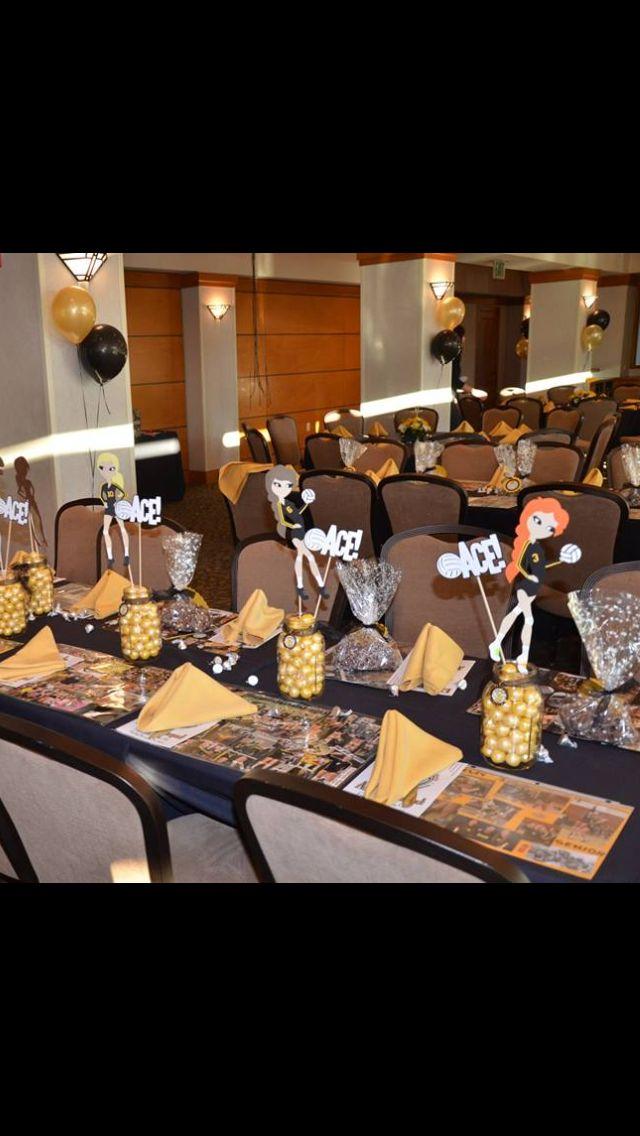 Docration Banquet Tables