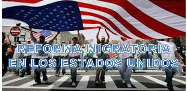 La migración tiene múltiples aristas, pero la principal es económica, dado que nadie se desarraiga así nomas como quien se muda de ropa, pero ello acarrea problemas en el inmigrante y para el país huésped. Reforma migratoria en los Estados Unidos
