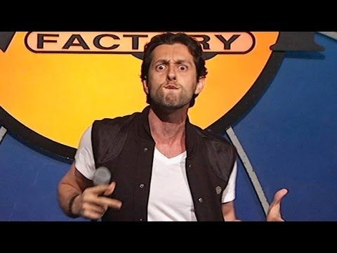 Max Amini - Dancing Seriously (Stand Up Comedy) - YouTube