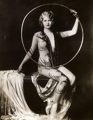 hula hoops then too?