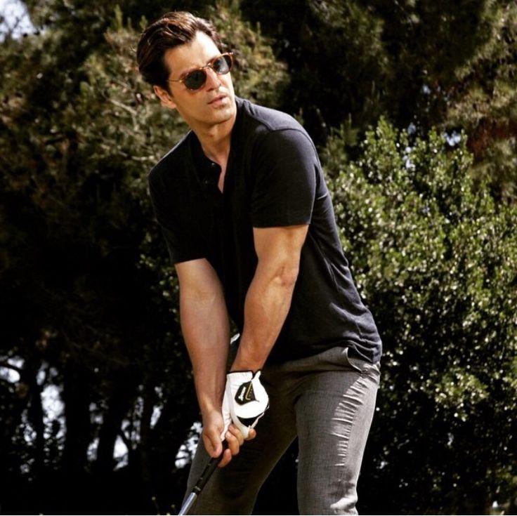 Sakis Rouvas,Golf day