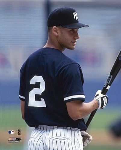 "Derek Jeter 1995 ""rookie"" New York #Yankees Licensed Un-signed Poster 8x10 Photo from $6.99"