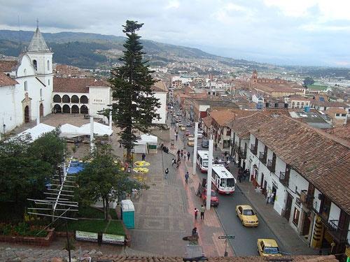 Tunja, Boyaca - colombia